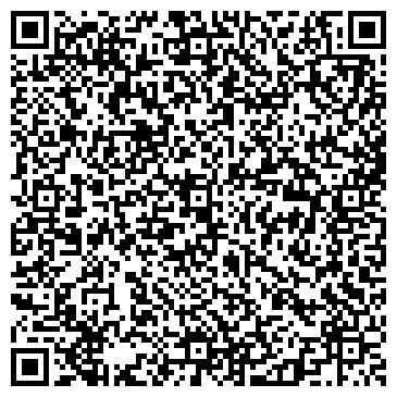 QR-код с контактной информацией организации Школа большого тенниса «WINNER»