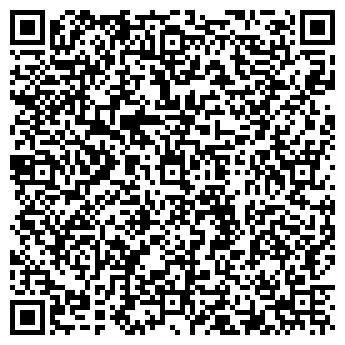 QR-код с контактной информацией организации iplants