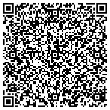 QR-код с контактной информацией организации ООО Хорошее место