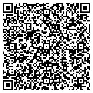 QR-код с контактной информацией организации Пластео
