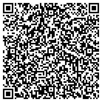 QR-код с контактной информацией организации Пчёлка Мама
