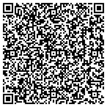 QR-код с контактной информацией организации «Снежная Королева»