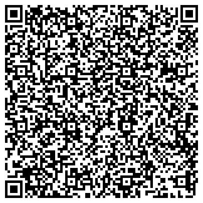 QR-код с контактной информацией организации Межрайонный отдел №1 ЦЗН