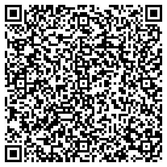 QR-код с контактной информацией организации АЖУР МАГАЗИН РУКОДЕЛИЯ