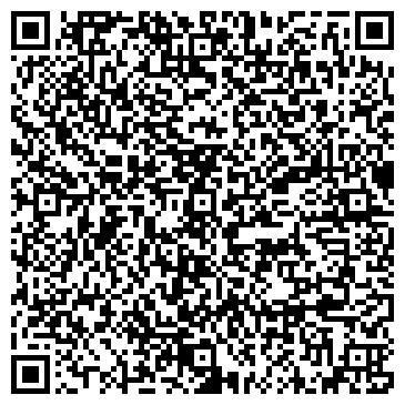 QR-код с контактной информацией организации ЧУО Колледж бизнеса и права
