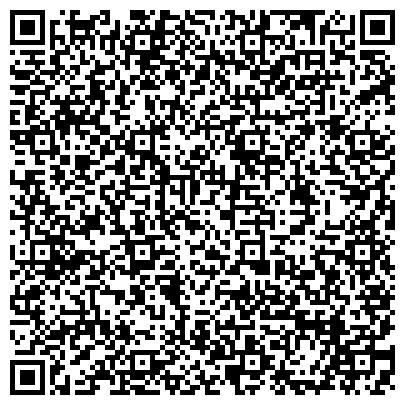 QR-код с контактной информацией организации ИНСТИТУТ КОММУНАЛЬНОГО ХОЗЯЙСТВА И СТРОИТЕЛЬСТВА ПРЕДСТАВИТЕЛЬСТВО