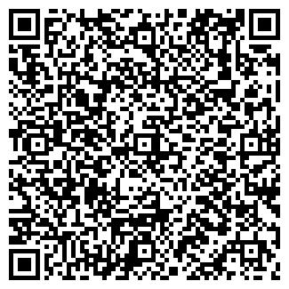 QR-код с контактной информацией организации СТУДИЯ ПЛЮС