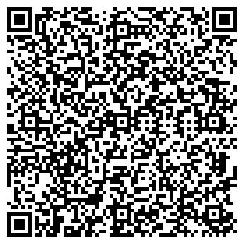 QR-код с контактной информацией организации ТАУРАС-ФИТНЕС