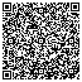 QR-код с контактной информацией организации ТУР СЕРВИС
