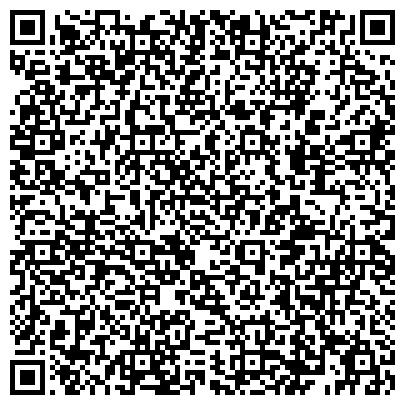 QR-код с контактной информацией организации Городская поликлиника № 210 Филиал № 1