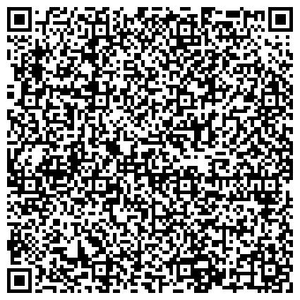 QR-код с контактной информацией организации УПРАВЛЕНИЕ ПО ТЕХНОЛОГИЧЕСКОМУ, ЭКОЛОГИЧЕСКОМУ НАДЗОРУ (РОСТЕХНАДЗОР) ПО ЛЕНИНГРАДСКОЙ ОБЛАСТИ ГАТЧИНСКОЕ ОТДЕЛЕНИЕ