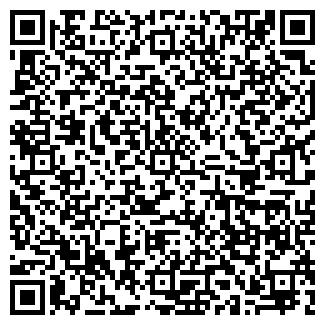 QR-код с контактной информацией организации Buddha-Bar