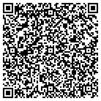 QR-код с контактной информацией организации ИП Молния