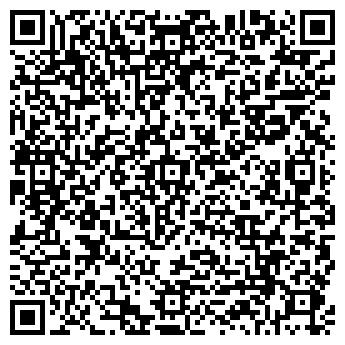 QR-код с контактной информацией организации ИП Плазум