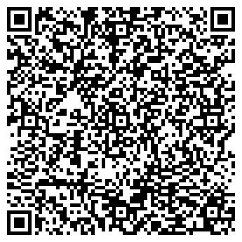 QR-код с контактной информацией организации ООО МаксиКлин