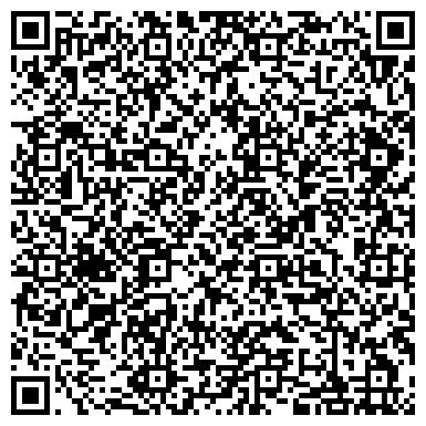 QR-код с контактной информацией организации ДЕТСКО-ЮНОШЕСКИЙ КЛУБ БОЕВЫХ ИСКУССТВ