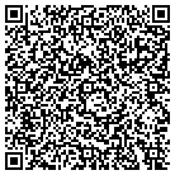 QR-код с контактной информацией организации ООО С.т.р.е.в.р