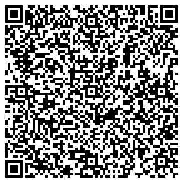 QR-код с контактной информацией организации ИП магазин для рыбалки