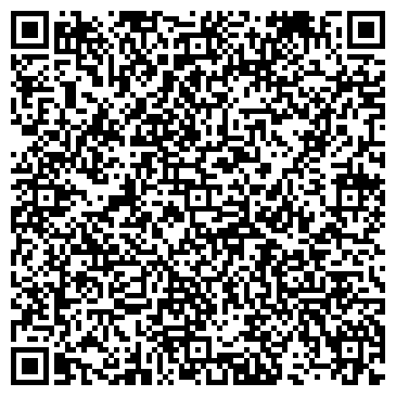 QR-код с контактной информацией организации ИНТЕРПЛИТ НАДВОРНАЯ, ЛЕСОКОМБИНАТ, ЗАО