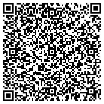 QR-код с контактной информацией организации ПЛОДООВОЩ, ЗАО