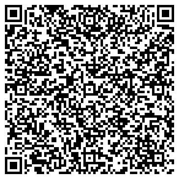 QR-код с контактной информацией организации КИЕВ, АКБ, НИКОЛАЕВСКИЙ ФИЛИАЛ
