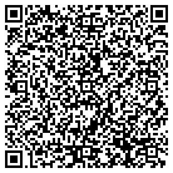 QR-код с контактной информацией организации Автотрейд