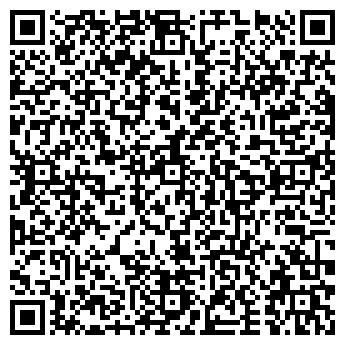 QR-код с контактной информацией организации TOP SHOP